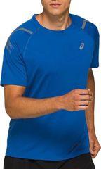 Футболка беговая Asics Icon Ss Top Blue мужская