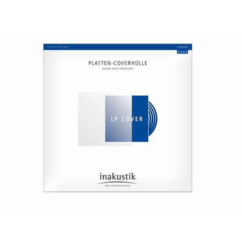 Inakustik Premium LP cover sleeves Record slipcover, 004528006