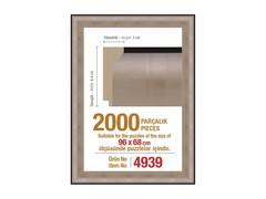 Pazl çərçivəsi (96 x 68 cm.) 4939