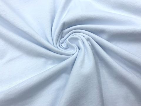 Хлопок кулирка белый  (цв. 001)