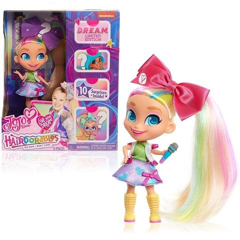 Кукла Hairdorables Джоджо Сива в юбке