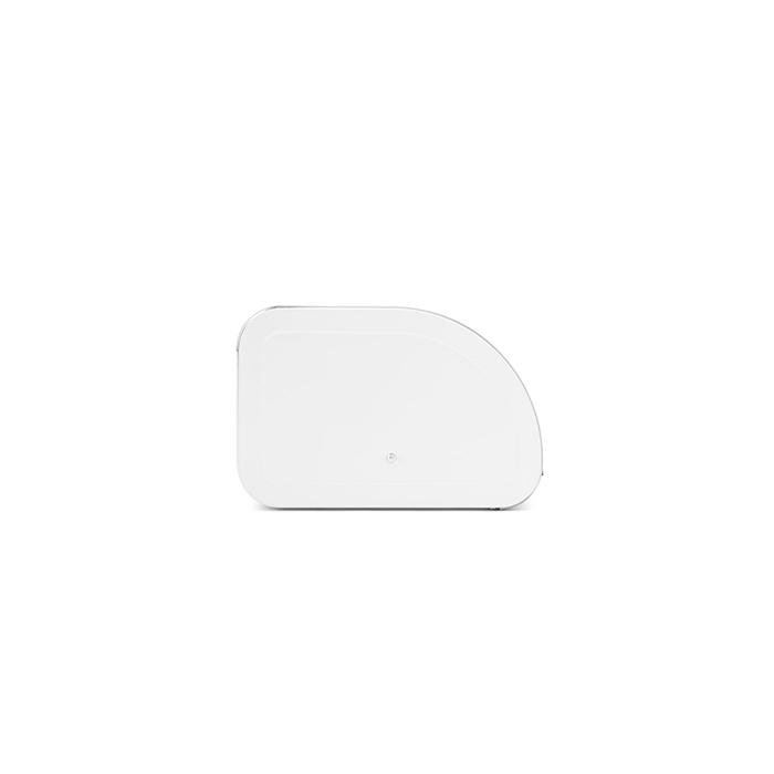 Хлебница со сдвигающейся крышкой (малая), Белый, арт. 306044 - фото 1