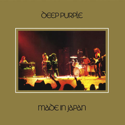 Deep Purple / Made In Japan (CD)