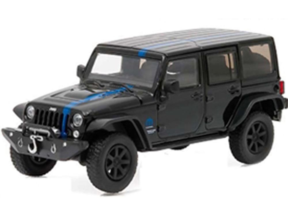 Коллекционная модель Jeep Wrangler 4x4 Unlimited MOPAR 5-дв.(Hard Top) 2014