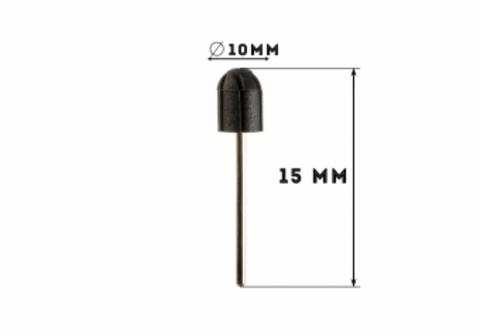 Резиновая насадка-основа 10мм