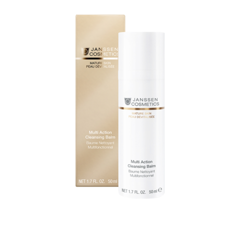 JANSSEN | Мультифункциональный бальзам для очищения кожи / Multi Action Cleansing Balm, (50 мл)