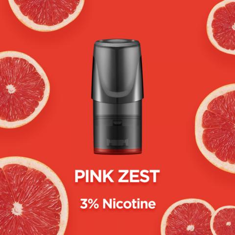 Сменный Картридж RELX 2ml Pink Zest 3% (1шт)