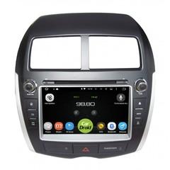 Штатная магнитола на Android 8.0 для Peugeot 4008 Roximo CarDroid RD-2604