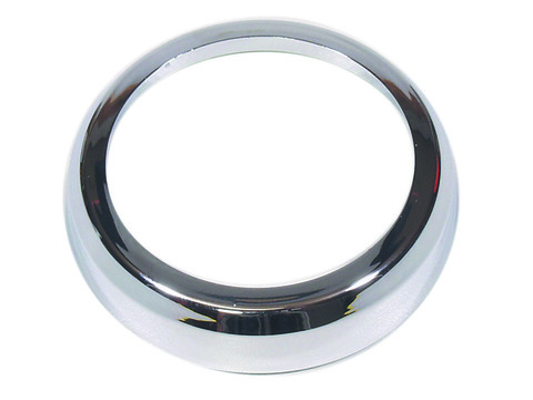 Ободок для приборов Mercury SC 100, хромированный, д. 52 мм.