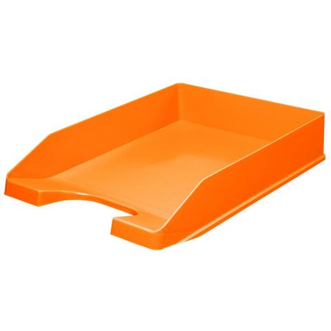 Лоток для бумаг горизонтальный Attache Fantasy оранжевый