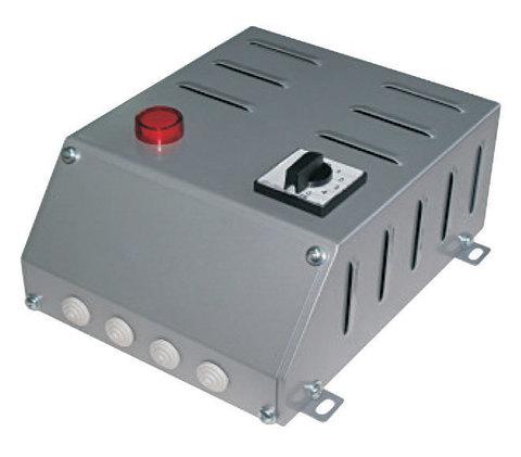 Регулятор скорости Shuft SRE-D-1,5-T трехфазный пятиступенчатый с термозащитой (в корпусе)