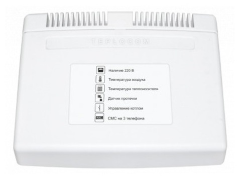 Теплоинформатор Teplocom GSM