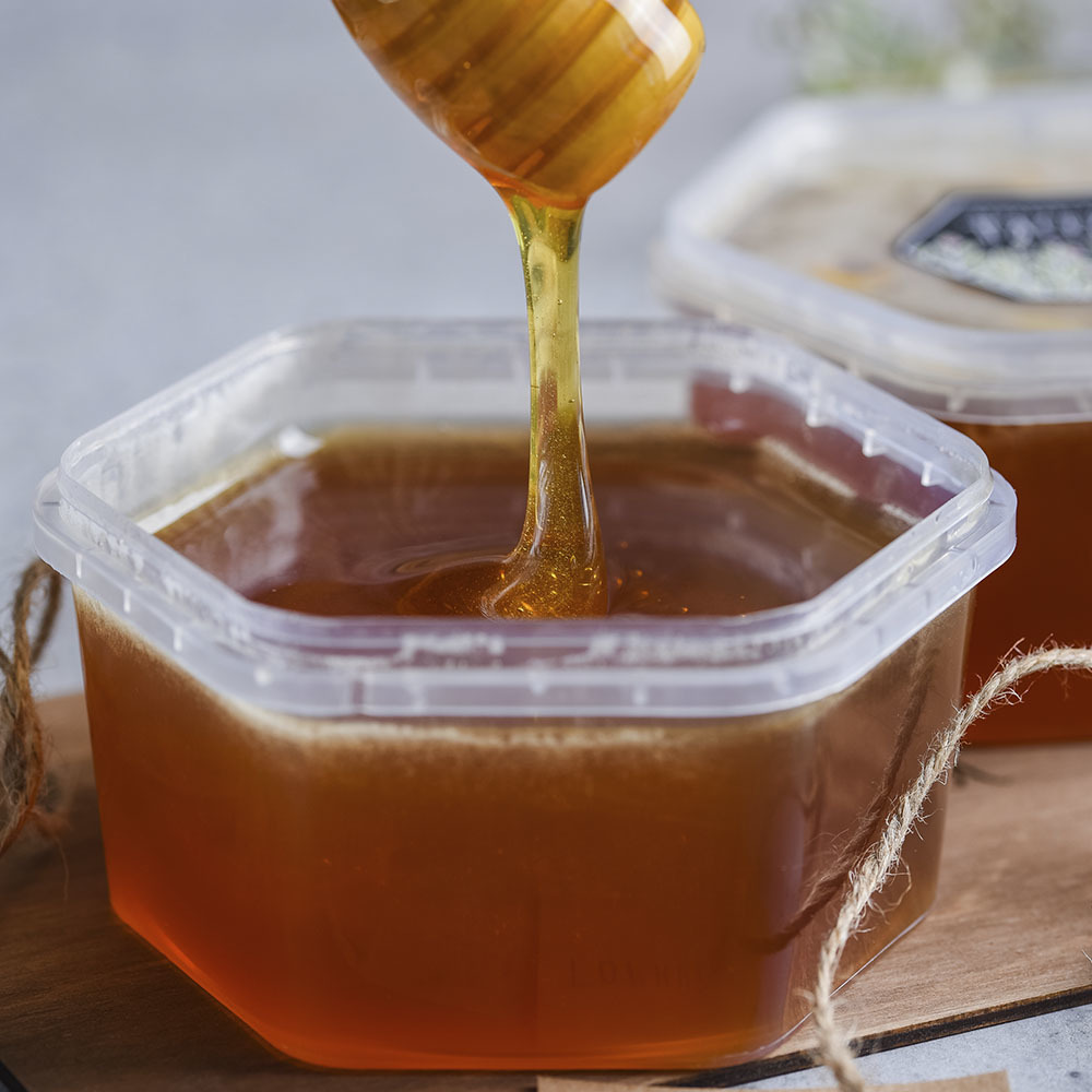 Горный мед. 2019  г. (500 гр)