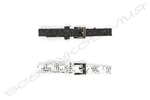 Застёжка текстильная «Крокодил» 10-32-0047