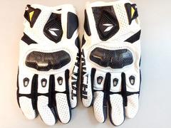 Мотоперчатки кожаные Taichi, мото перчатки из кожи