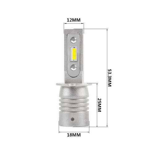 Комплект светодиодных ламп H3 V9, 13W, 1500Lm, 2 шт