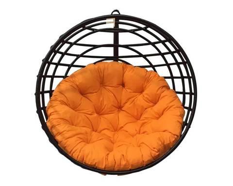 Корзина для плетеного кресла из ротанга Мачете