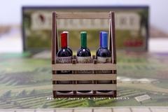 Виноделие: Шесть бутылочек вина (набор фишек)