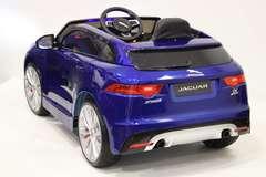 JAGUAR F-PACE Детский электромобиль www.avtoforbaby-spb.ru