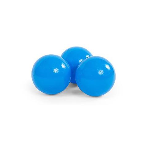 Шар голубой комплект 50 шт.