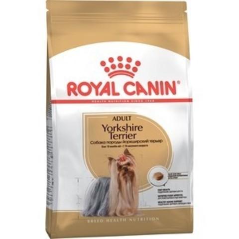 Royal Сanin Yorkshire Terrier сухой корм для Йоркширских терьеров 500г