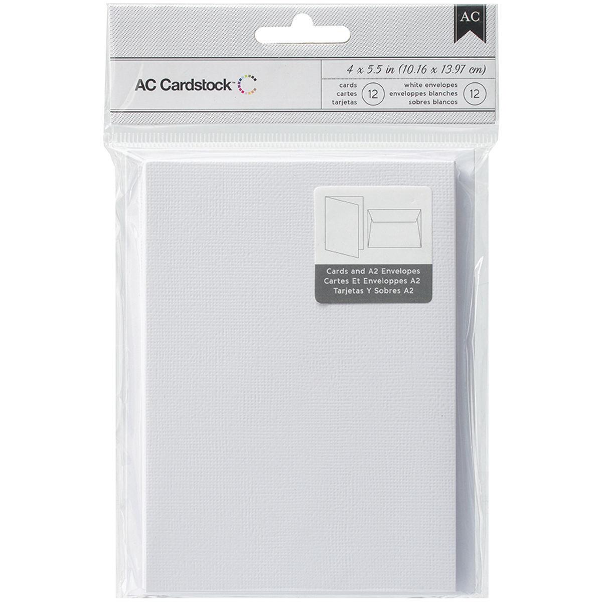 Основа для открытки + конверт (штучно)