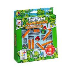 "Angry Birds:""Playground"" под конструкцией"