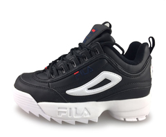 FILA Disruptor 2 'Black/White'