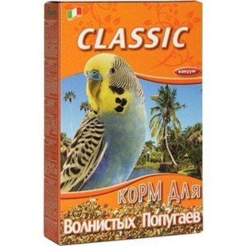 Fiory Classic корм для волнистых попугаев 800г