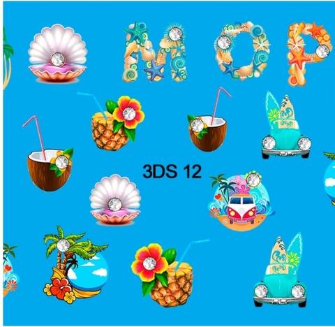 3DS Rhinestones 12