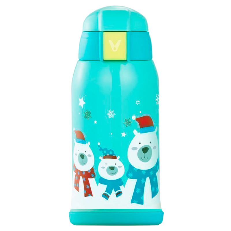 Термос детский Xiaomi Viomi Children Vacuum Flask 590ml (Blue)