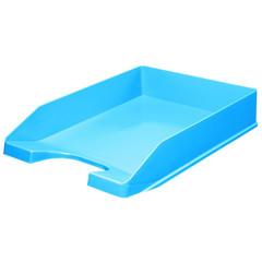 Лоток для бумаг горизонтальный Attache Fantasy голубой