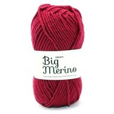 Пряжа  Drops Big Merino 12 бордо