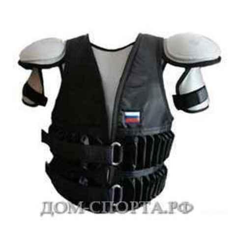 Жилет-утяжелитель «Хоккей» 15 кг размер 52-56