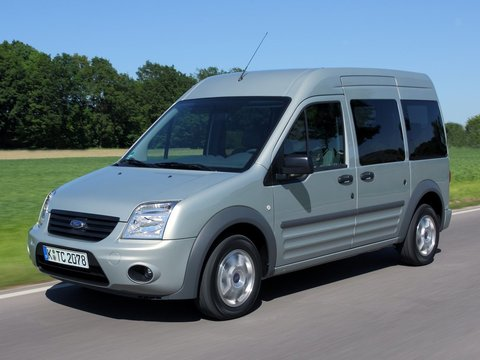 Чехлы на Ford Tourneo 2002–2013 г.в.