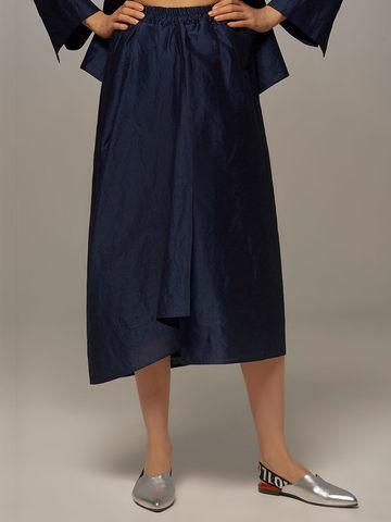 Женская синяя юбка Olmar GentryPortofino - фото 2