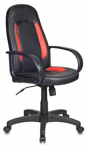 вставки красн сиденье черн иск кожа