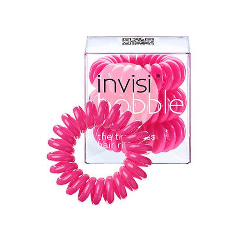 Резинка-браслет для волос Candy Pink   Invisibobble