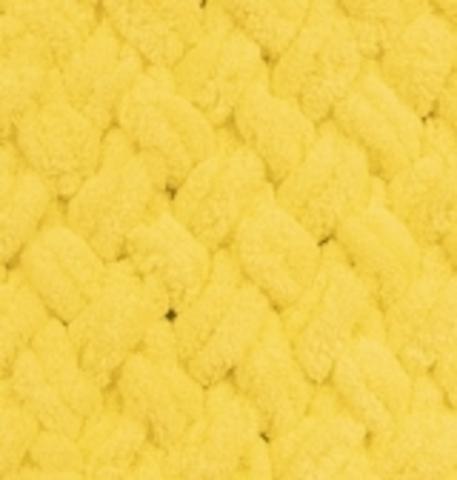 Пряжа ALIZE PUFFY №216 желтый