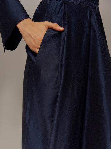 Женская синяя юбка Olmar GentryPortofino - фото 4