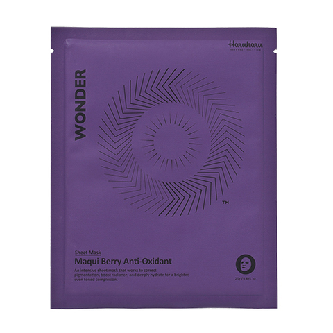Маска Haruharu WONDER Maqui Berry Anti-Oxidant Mask 1 шт.