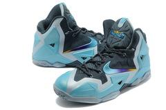 Nike LeBron 11 'Gamma Blue'
