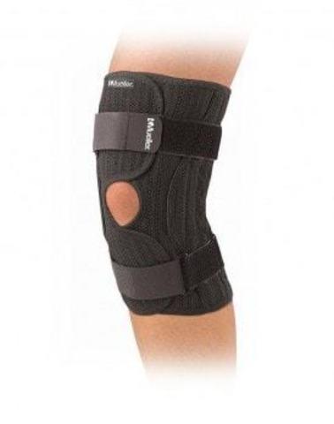 4540 S/M  Elastic Knee Brace,Эластичный бандаж на колено SM\MD Черный