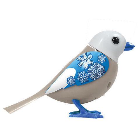 DigiBirds - Bird White