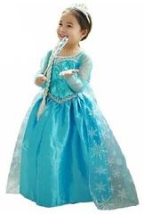 Холодное сердце платье Эльзы