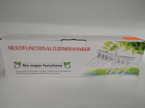 Вешалка Multifunctional Clothes Hanger многофункциональная