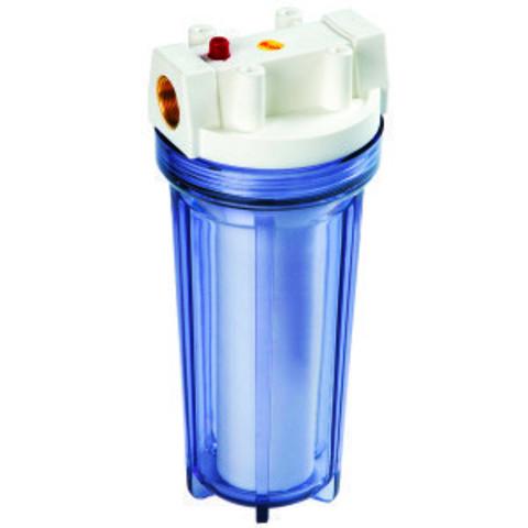 Водоочиститель PU 891C1-W12-PR-BN-R (прозр., мех.на х/в, вход 1/2