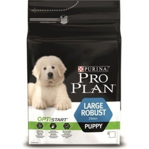 Pro Plan сухой корм для щенков крупных пород (курица, рис) 3 кг