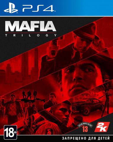 PS4 Mafia: Trilogy (русские субтитры+доп.загрузка рус.озвучки)