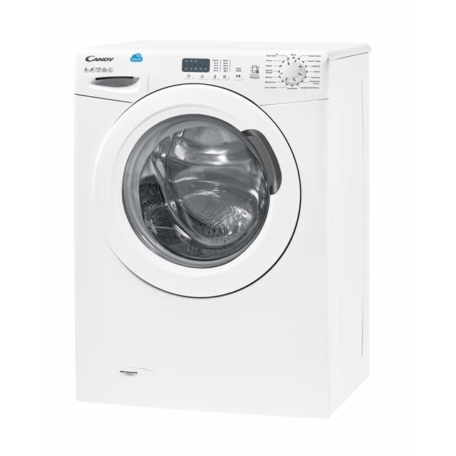 Узкая стиральная машина Candy Smart DCS4 1051D1/2-07